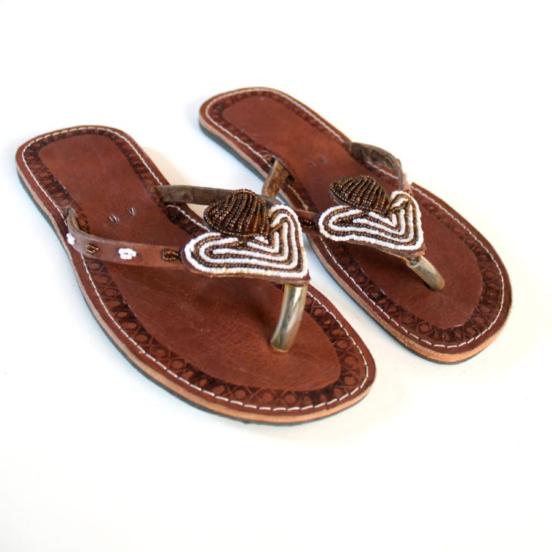 African-Beads-Sandals-40.1-size-40.