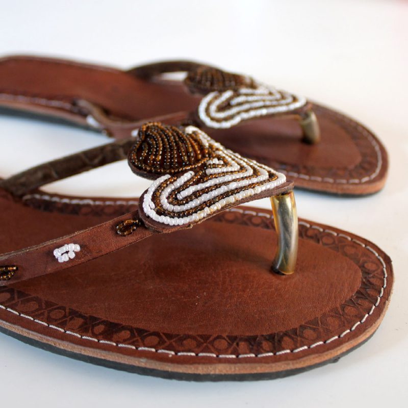 African-Beads-Sandals-40.2-size-40.