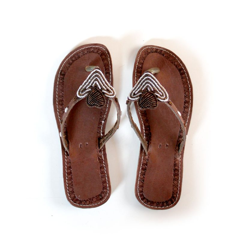 African-Beads-Sandals-40.3-size-40.