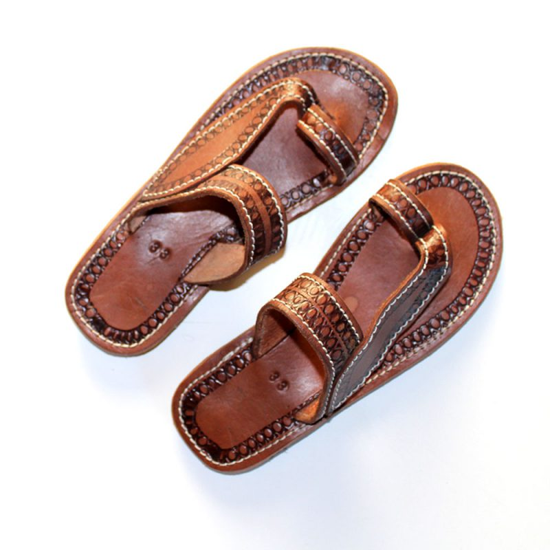African-Leather-Sandals-kids-33