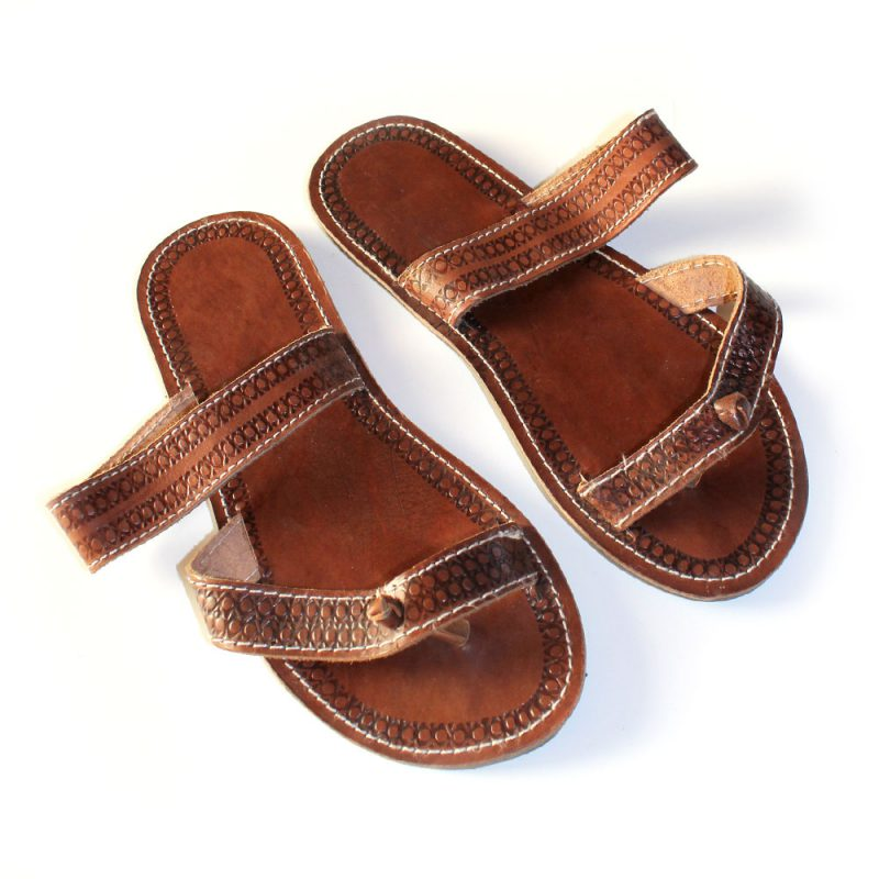 Leather-african-flipflops-Size-42-4