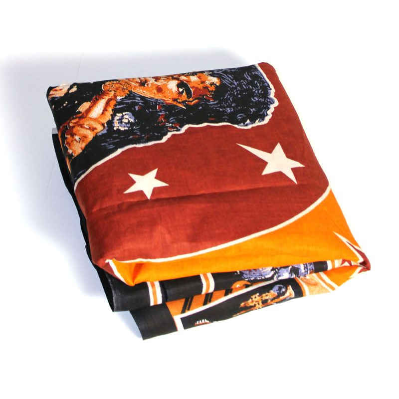 Orange-Michael-Jackson-Kanga-Fabric
