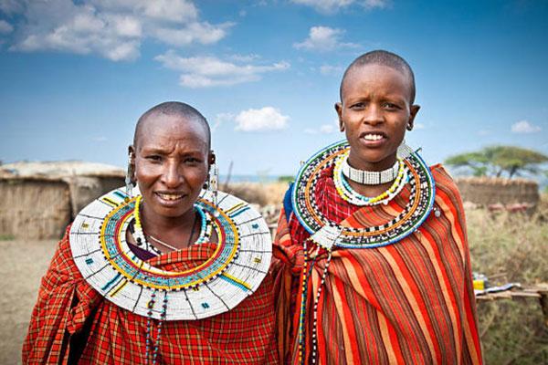 Masai-jewelry
